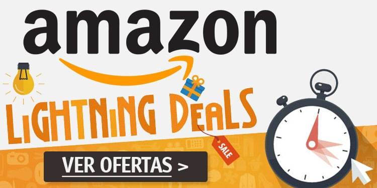 amazon lighning deals viernes negro