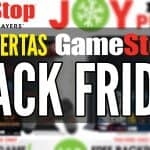 Ofertas Gamestop Viernes Negro Black Friday