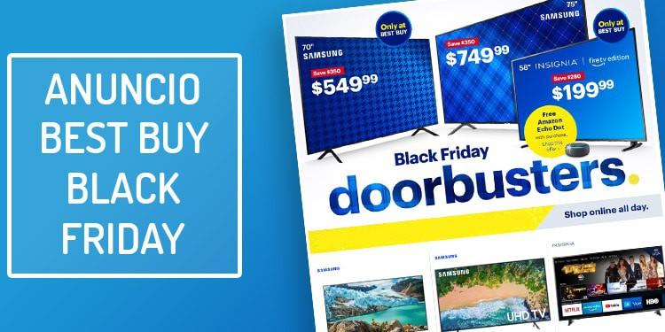 folleto best buy black friday ofertas