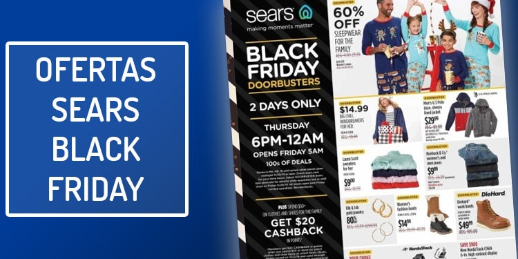 sears black friday viernes negro ofertas