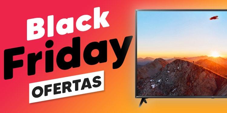 black friday ofertas televisores viernes negro
