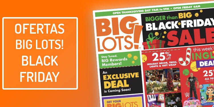 ofertas big lots black friday viernes negro