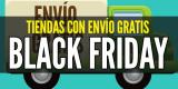 Tiendas con envío gratis en Black Friday o viernes negro